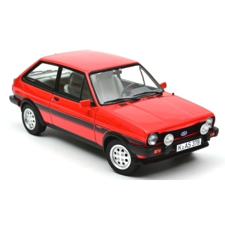Ford Fiesta XR2 1981 red 1:18 Norev