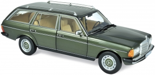 Mercedes-Benz 230 T 1982 green metallic 1:18 Norev