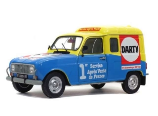 Renault 4LF4 Darty 1:18 Solido