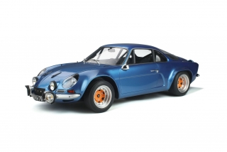 Alpine A110 1800 Groupe 4 Alpine blue 1:8 GT Spirit