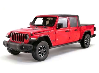 Jeep Gladiator Rubicon 2019 firecracker red 1:18 GT Spirit
