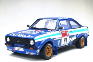 Ford Escort Mk2 RS 1800 #1 Latvala/Sairanen Auto24 Rallye Estonia Historic 2012 1:18 Sun Star