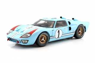 Ford GT 40 MK II #1 Miles/Hulme Le Mans 1966 1:18 Shelby Collectibles