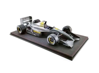 Jordan 191 Prototype *Real Art Replicas* black carbon fiber 1:8 Acme Diecast