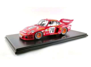 Porsche 935 K3 Hawaiian Tropic #70 Paul Newman Class Winner 24H Le Mans 1979 *Real Art Replicas* 1:8 Acme Diecast