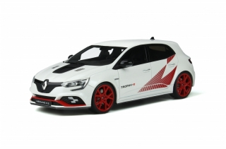Renault Megane Trophy-R Serie 2019 white quartz 1:18 OttOmobile