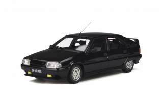 Citroën BX GTI 16 Soupapes 1987 black 1:18 OttOmobile