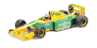 Benetton Ford B193 Michael Schumacher German GP 1993 1:18 Minichamps