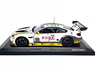 BMW M6 GT3 #4 Martin/Eng/Sims Rowe Racing Winner 24H SPA 2016 1:18 Minichamps