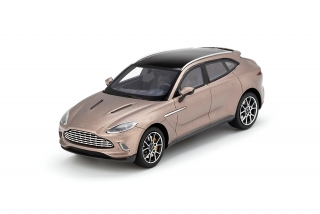 Aston Martin DBX satin dolar bronze 1:43 TSM Model