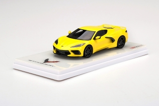 Chevrolet Corvette Stingray Accelerate yellow metallic 1:43 TSM Model
