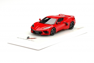 Chevrolet Corvette Stingray torch red 1:43 TSM Model