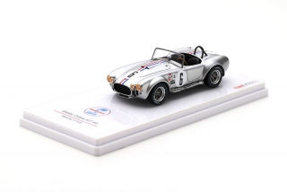 Shelby Cobra 427 #6 1966 Winner 12H Sebring Bob Grossman/Ed Lowther 1:43 TSM Model