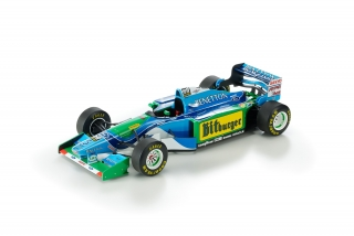 Benetton F1 B194 Ford #5 Michael Schumacher 1994 World Champion 1:18 GP Replicas
