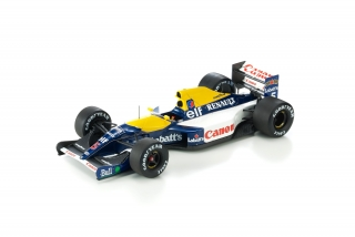 Williams F1 FW14B Renault #5 Nigel Mansell 1992 World Champion 1:18 GP Replicas