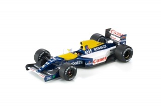 Williams F1 FW14B #6 1992 R.Patrese 1:18 GP Replicas