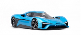 NIO EP9 2017 light blue 1:18 Almost Real