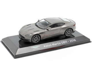 Aston Martin DB11 2016 grey 1:43 Altaya