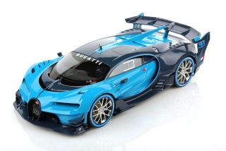Bugatti Vision Gran Turismo concept blue 1:18 MR Collection