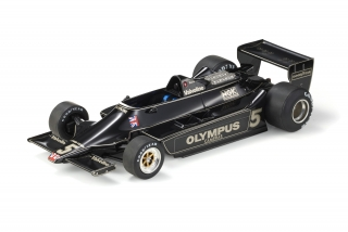 Lotus F1 Ford 79 #5 Mario Andretti 1978 World Champion 1:18 GP Replicas