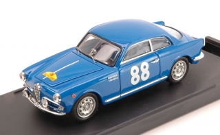 Alfa Romeo Giulietta Sprint #88 T.D.Corse Winner Cat.1300 1957 1:43 Bang