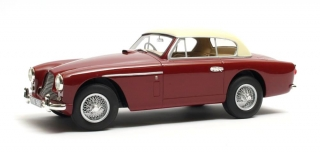Aston Martin DB2-4 MKII FHC Notchback 1955 red/beige 1:18 Cult Scale Models