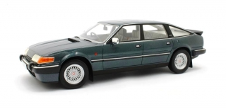 Rover 3500 Vitesse 1985 blue metallic 1:18 Cult Scale Models