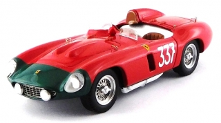 Ferrari 857 S ch.0584 #337 Winner Giro di Sicilia 1956 Collins/Klementasky 1:43 Art Model