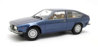 Alfa Romeo Alfetta GT 1.8 1974 blue metallic 1:18 Cult Scale Models