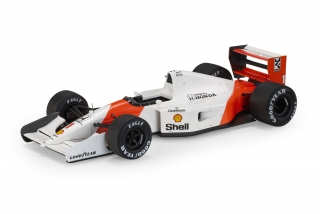 McLaren F1 Honda MP4/7 #2 G.Berger 1992 1:18 GP Replicas