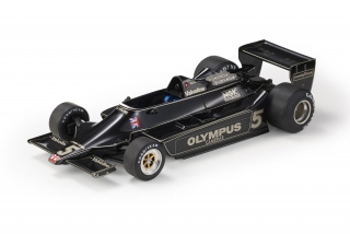 Lotus F1 Ford 79 #6 Ronnie Peterson 1978 1:18 GP Replicas