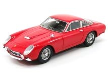 Ferrari 250 GT Lusso ch.4857 GT Speciale Coupe 1963 red 1:43 KESS Model