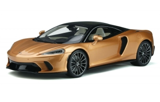 McLaren GT 2019 burnished copper 1:18 GT Spirit