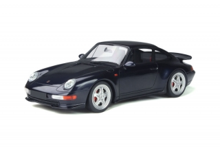 Porsche 911 993 RS 1995 midnight blue 1:18 GT Spirit