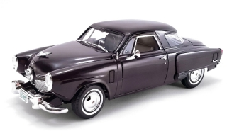Studebaker Champion 1951 black cherry 1:18 Acme Diecast