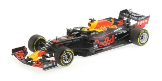 Aston Martin Red Bull RB15 M.Verstappen Winner Austrian GP 2019 1:18 Minichamps