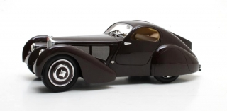 Bugatti Type 51 Dubos Coupe 1931 maroon 1:18 Cult Scale Models
