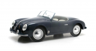 Porsche 356 America Roadster 1952 blue 1:18 Cult Scale Models