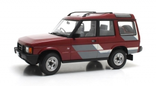 Land Rover Discovery MKI 1989  red metallic 1:18 Cult Scale Models