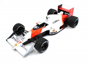McLaren F1 MP4/5B #27 Ayrton Senna 1990 1:18 GP Replicas