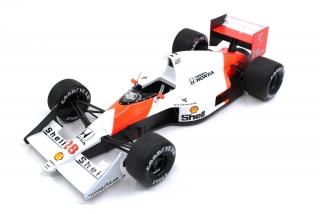 McLaren F1 MP4/5B #28 G. Berger 1990 1:18 GP Replicas
