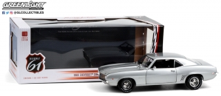 Chevrolet Camaro ZL1 Coupe Scottsdale 2012 Lot #5010 1969 silver 1:18 Highway 61