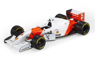 McLaren F1 Ford MP4/8 #8 Ayrton Senna Season GP 1993 1:18 GP Replicas