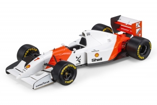 McLaren F1 Ford MP4/8 V8 #7 M.Hakkinen Season GP 1993 1:18 GP Replicas