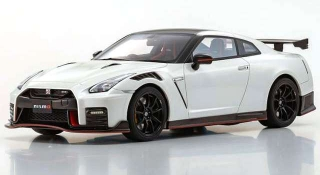 Nissan GT-R Nismo 2020 white 1:18 Kyosho
