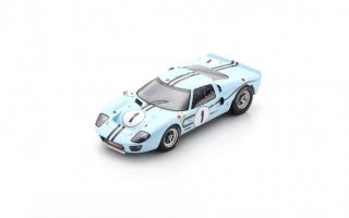 Ford MK2B #1 Schlesser/ Ligier Winner 12H of Reims 1967 1:18 Spark