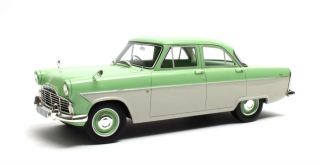 Ford England Zodiac 206E 1957 green/beige 1:18 Cult Scale Models