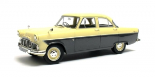 Ford England Zodiac 206E 1957 yellow/brown 1:18 Cult Scale Models