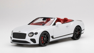 Bentley Continental GT Convertible Ice 1:18 TopSpeed Models