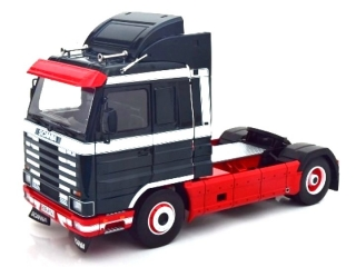 Scania 143 Streamline 1995 dark green/red/white 1:18 Road Kings